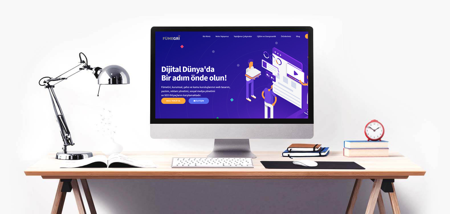dijital çözümler Ana Sayfa fumegri digital ajans