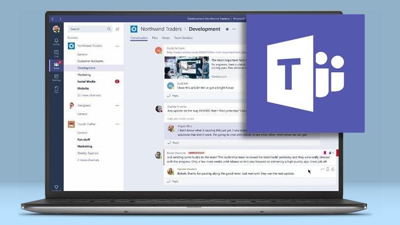 Microsoft Teams dijital araçlar Verimli Çalışma İçin Gerekli Dijital Araçlar microsoft teams