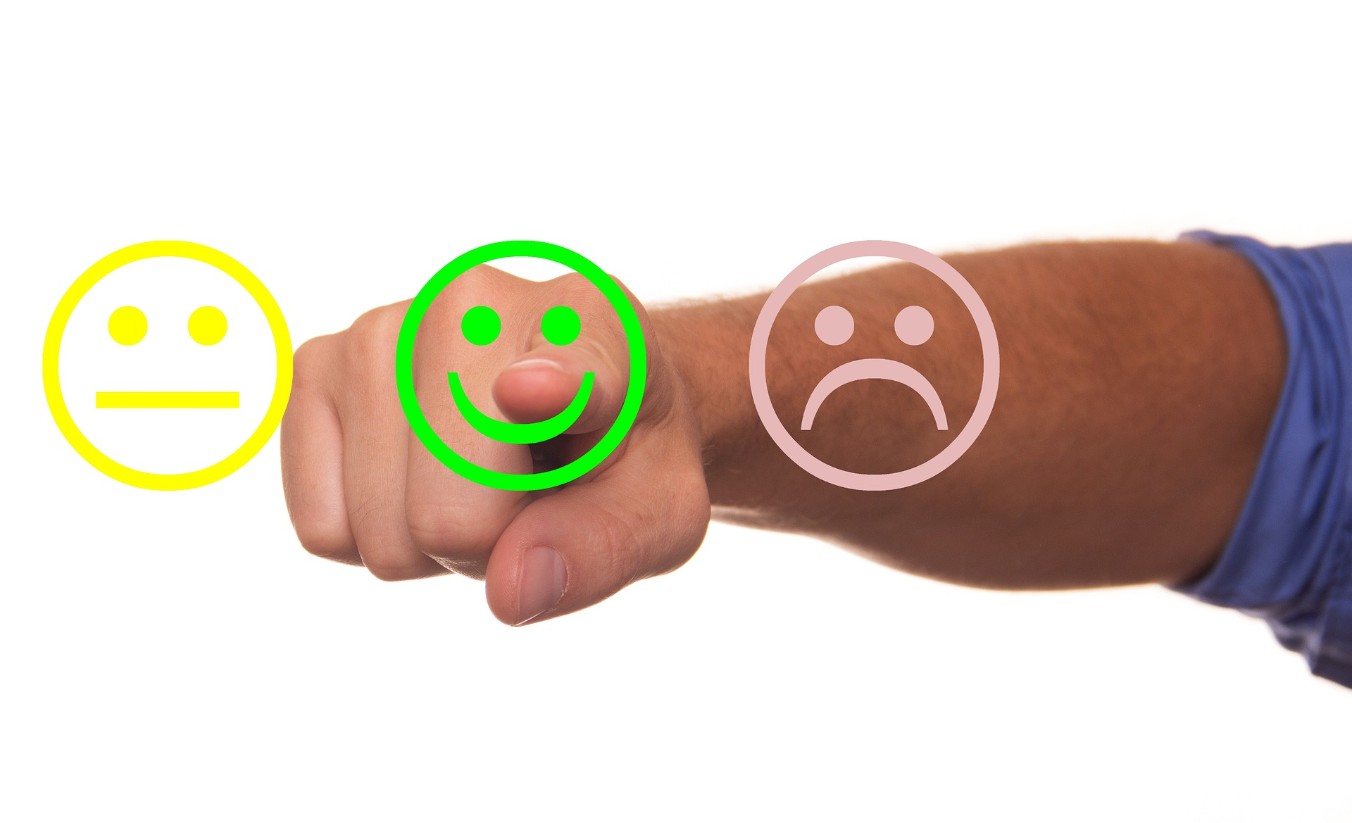 savunma Pazarlamada 5A Müşteri Yol Haritası (5. Aşama Savunma) mutlu musteri