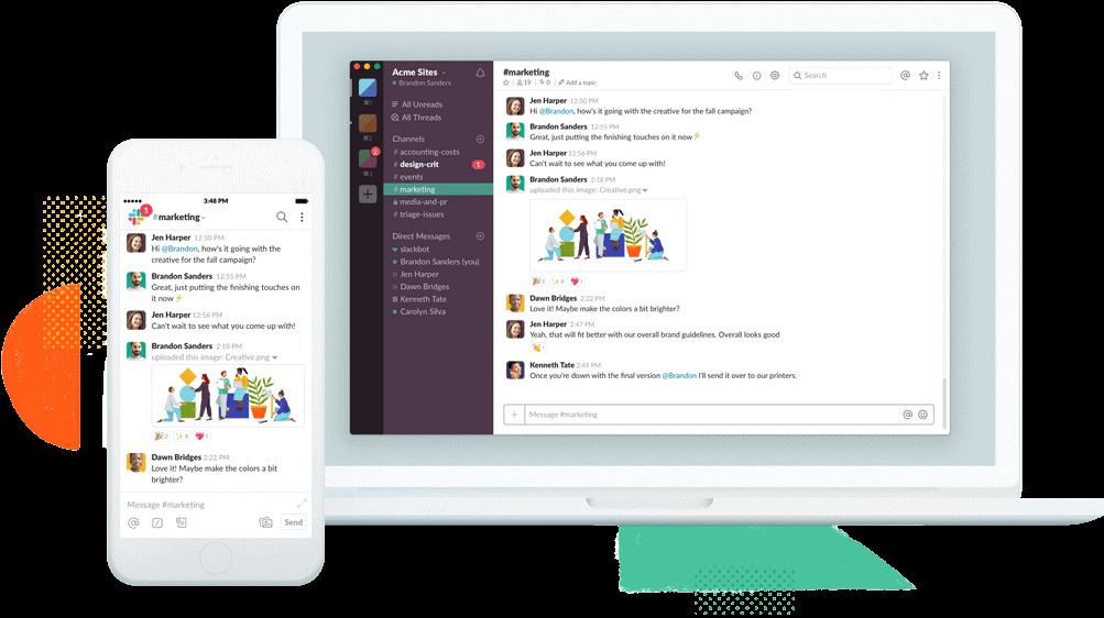 Slack dijital araçlar Verimli Çalışma İçin Gerekli Dijital Araçlar slack