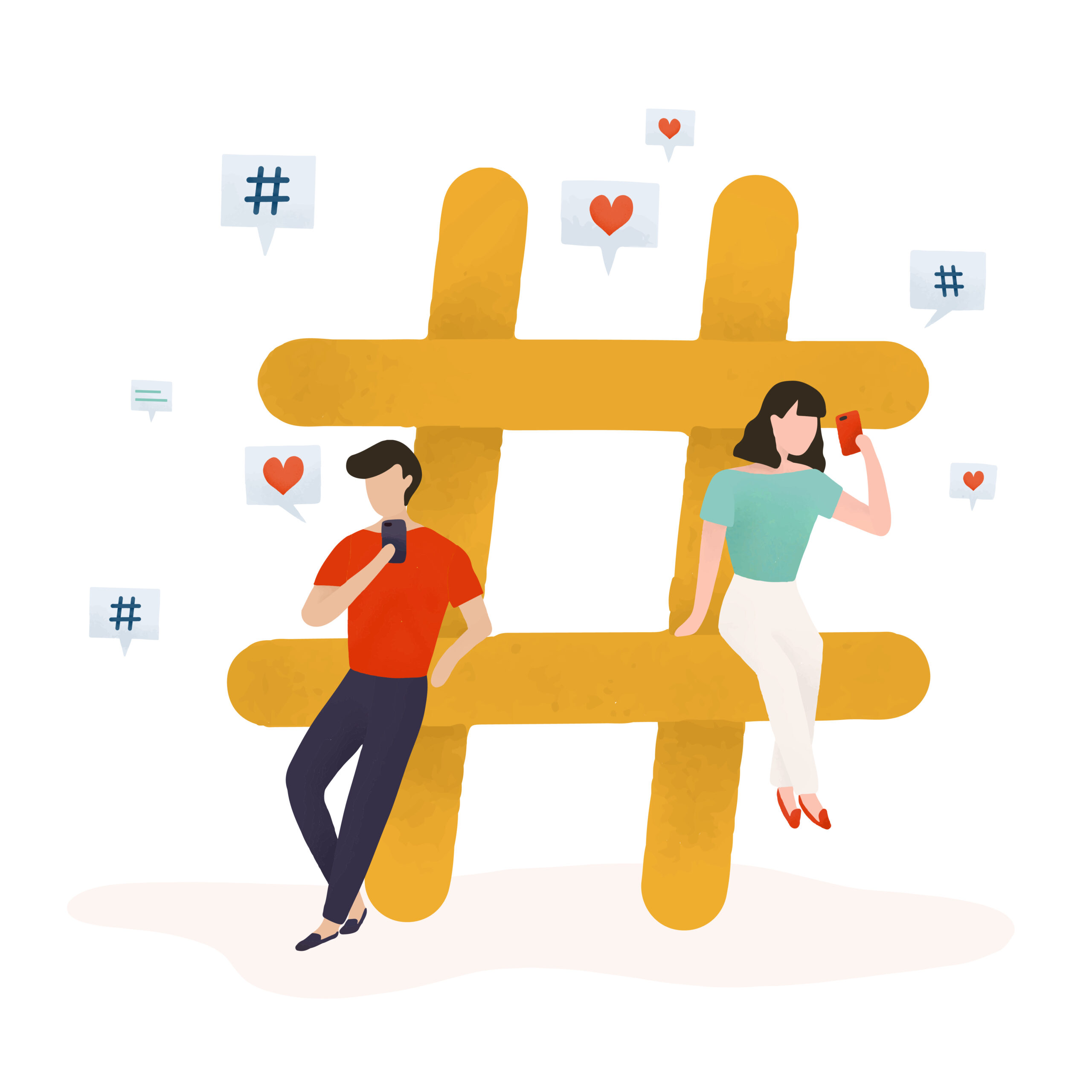 Hashtag Pazarlama Nedir? Stratejileri Nelerdir?